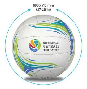 netball how to break a zone