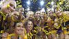 Sunshine Coast Lightning win the inaugural Suncorp Super Netball League