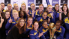 Gauteng Jaguars win the Brutal Fruit Netball Premier League Final