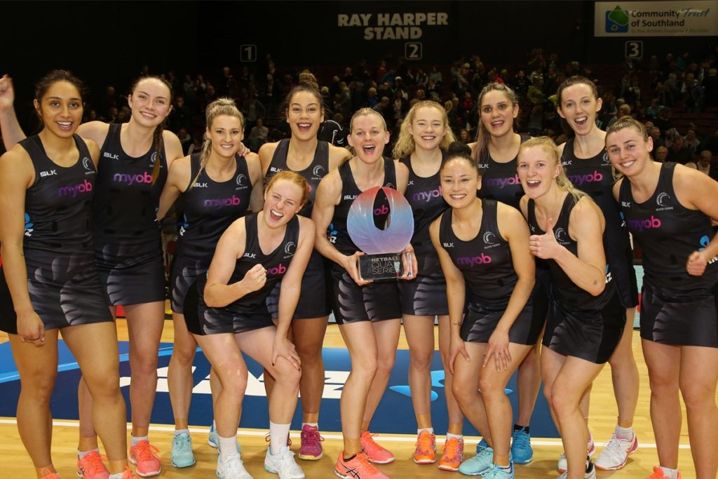 Photo credit - Netball New Zealand