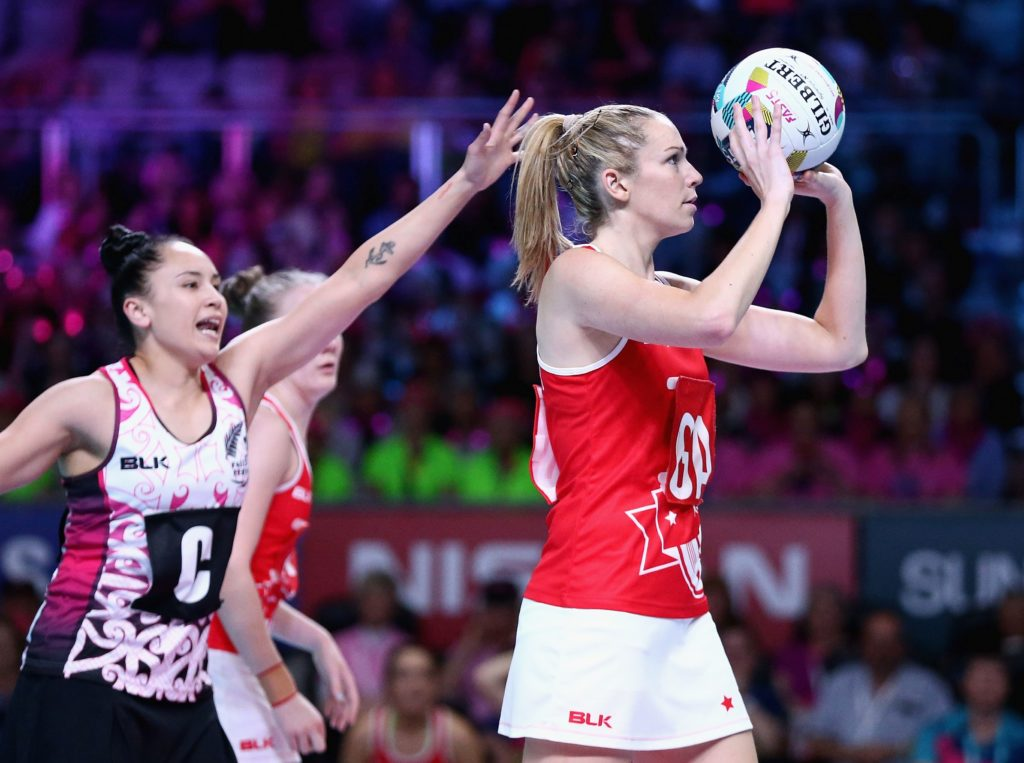 Fast5 World Series Netball