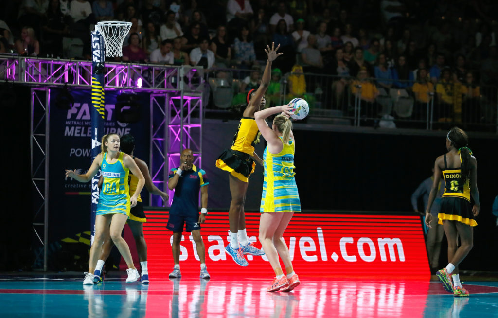 Will Australia win their first Fast5 Netball World Series title in front of a home crowd?