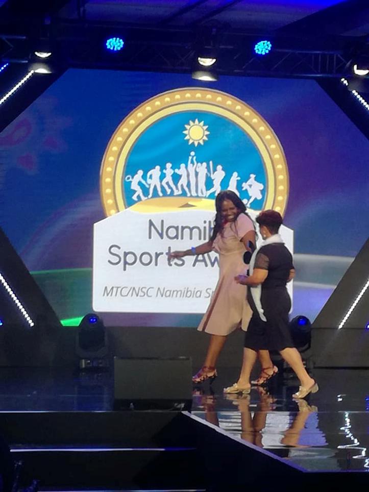 netball-namibia-award-win